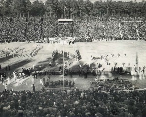 Marching Bands: 1940